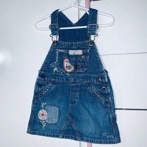 GAP Denim Dress Overall (Set2)